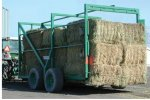 Hay Bale Trailer