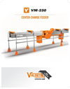Model VM250 - Center Charge Feeder Conveyor Brochure