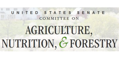 U.S. Senate Committee on Agriculture, Nutrition & Forestry