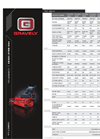 Pro-Walk - Walk Behind Mowers Specifications Brochure