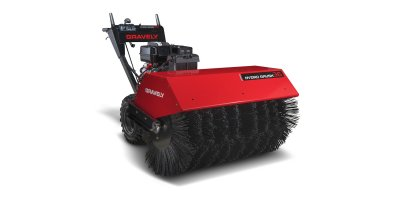 Multi Functional Power Brushes Lawn Walk Behind Mowers
