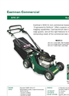 Eastman - Model 21 Inch - Commercial Mower Datasheet