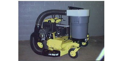 TRAC VAC - Model 565-CKG - Zero Turn Mower