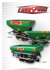 JOLLY-ZEUS - Professional Double Disc Fertilizer Spreader- Brochure