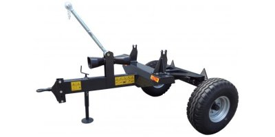 Model 1500 kg - Trolleys for Fertiliser Spreaders