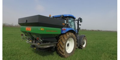 CRONO/ELETTRA - Model + W - Electronic Carried Double Disc Fertiliser Spreader