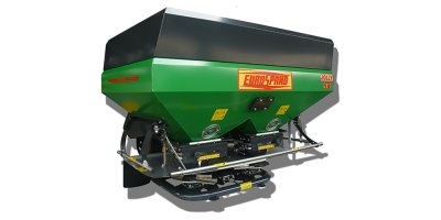JOLLY-ZEUS - Professional Double Disc Fertilizer Spreader