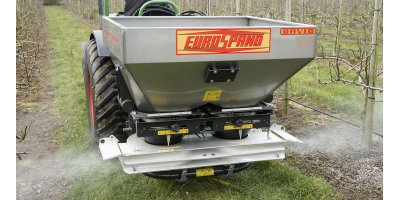David Fruit/Compact Fruit - Carried Localized Inter Row Fertilizer Spreader