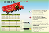 Rotex M - Model HP 15 - 45 - Power Harrow Brochure