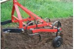 DMV - CR - Model HP 12 - 30 - Plough