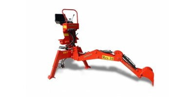 Model RES 10 - Back Hoe