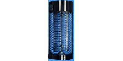 Model V402 - Stainless Steel Indoor Wall Mount Model Bug Zapper