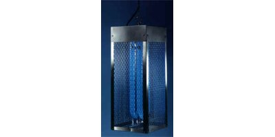 Model V484 - Stainless Steel Outdoor/ Indoor Bug Zapper