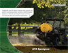 CropCare - 40 & 60 Gallon - 3pt Sprayers Brochure