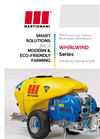 Model M120 (PTO) - 3P Mounted Whirlwind Sprayers - Brochure
