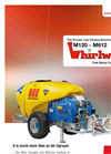 Model M612 (PTO) - Pull-Type Whirlwind Sprayer - Brochure