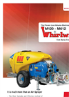 Model M612 - Whirlwind Albatros Field Crop Sprayer Brochure