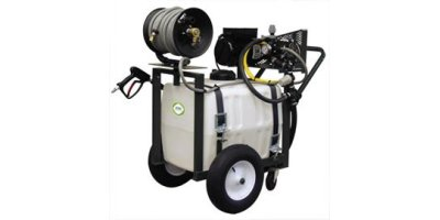 Model 10 and 150 Gallons - Rear Mounted Sprayer