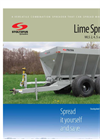Wet Lime - - Spreaders Brochure