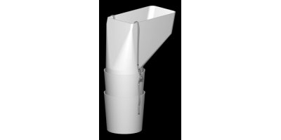 Model 16 - Combine Downspout