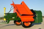 Model R6F - Green Chop Forage Bagger
