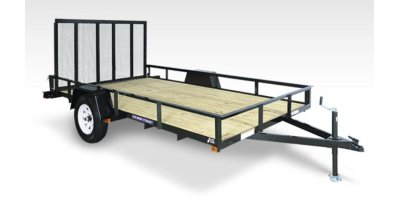 Sure-Trac - Angle Iron Trailer
