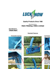 Single Auger Brochure