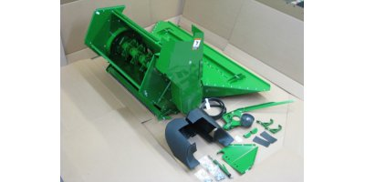 Model 96501 - Complete Straw Chopper with Mounts and Drive Units for STS JD