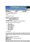 Description of Species - Yellowfin Brochure