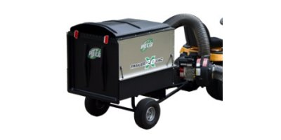 Peco - Model 20 Cu. Ft - Trailer Vac