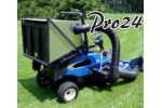 Peco - Model Pro 24 DFS - Commercial Trailer Vac