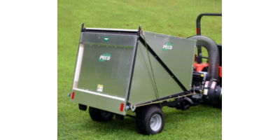 Peco - Model 50 Cu. Ft - Trailer Vac