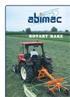 Borello - Model Series 3.5 - Single Rotor Rotary Rake Brochure