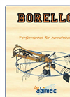 Girolivo - Model 320-9 B.L. - Pruning Rake Brochure