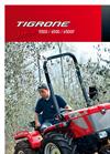 TIGRONE JONA - 5500 - Tractor Brochure
