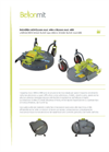 Model MRM & MRB - Single & Double Blade Finishing Mower Brochure