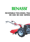 Model MC 3300 - Cultivators Brochure