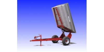 Model BM - Rear Tipping Trailers