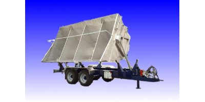 Model BML 70 & 120 - Lateral Tipping Trailers