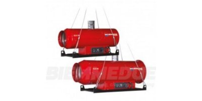 Model EC/ S  - Indirect Combustion Mobile Space Heaters