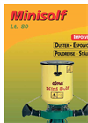 Minisolf - 3-Point Mounted Dusters Brochure