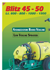 Blitz - Model 50 - Trailed Sprayer Brochure