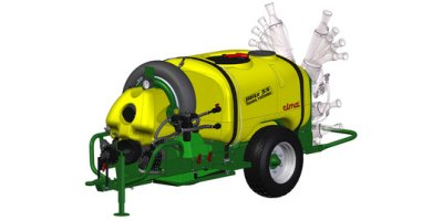 Blitz  - Model 55 - Trailed Sprayer