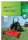 Model F series - Front Mower Brochure