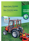 Model TC620XS - Mowers Brochure