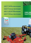 ATV/QUAD - Model TC - Front and Rear Mowers Brochure