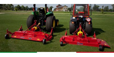 Model TC Series - Rear Mower