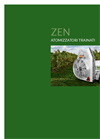 ZEN - Model 1100-1600-2100 Litres - Trailed Sprayers Brochure