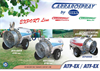 Model ATP EX- 645-860-1070-1650-2150 Litres - Trailed Sprayer Brochure