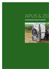 APUS - Model APUS 1- 400-500-600 Litres - Mounted Sprayers Brochure